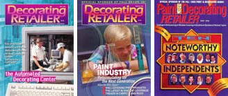 Decorating Retailer