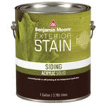 Benjamin Moore Acrylic Solid Siding Stain N089