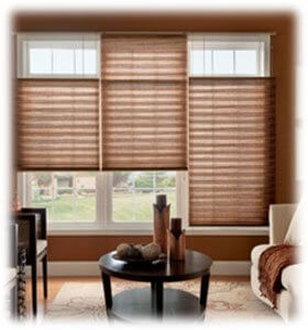 Pleated Shades, Cellular Shades, Honeycomb Shades